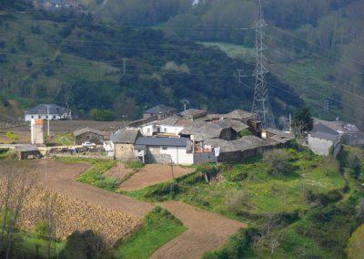 Outeiro desde San Paio G