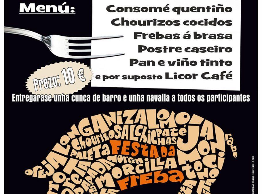 XVIII Festa da freba