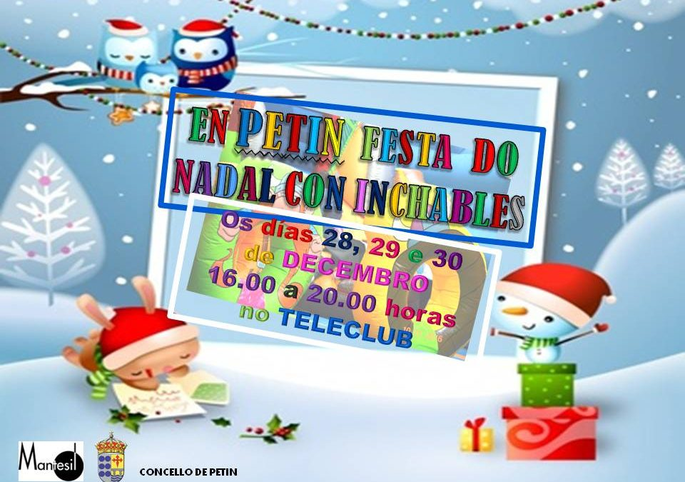Fiesta de Navidad 2017
