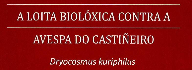 LOITA BIOLÓXICA CONTRA A AVESPA DO CASTIÑEIRO