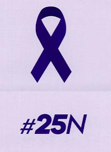 DÍA INTERNACIONAL DE LA ELIMINACIÓN DE LA VIOLENCIA CONTRA LA MUJER #25N