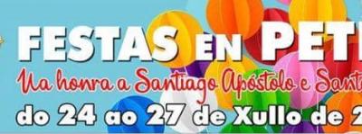 FESTAS SANTIAGO APOSTOL E SANTA ANA 2019