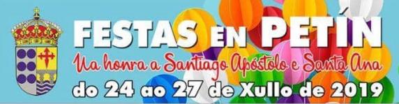 FIESTAS SANTIAGO APOSTOL Y SANTA ANA 2019