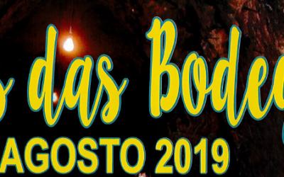 VI RUTAS DAS BODEGAS PETIN 2019.- VENRES 30 AGOSTO 2019