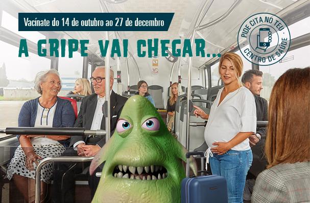 CAMPAÑA DE VACINACIÓN DA GRIPE 2019